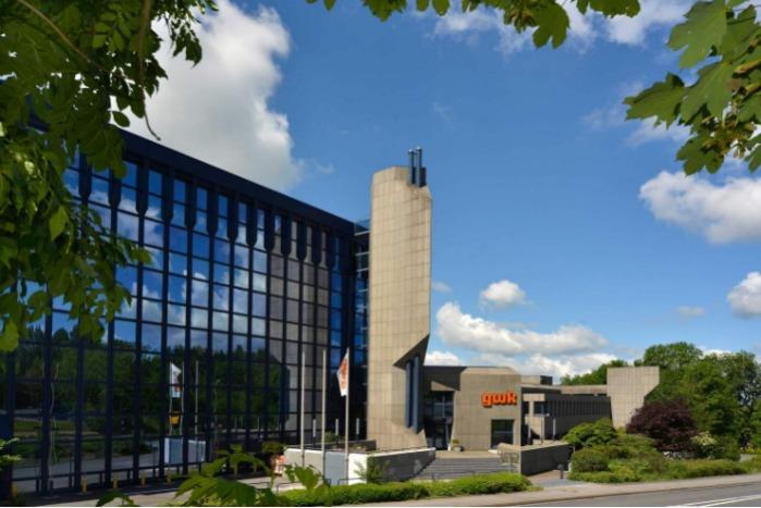 gwk Headquarter in Meinerzhagen