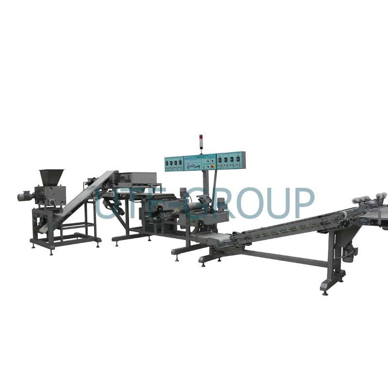 Full automatic-semi-automatic flat bread different types equipments