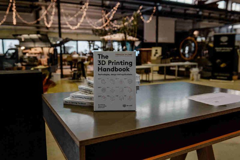 Unser berühmtes 3D Printing Book