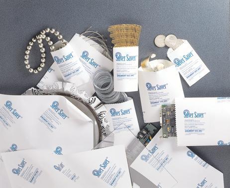 Silver Saver® Anti-Tarnish Paper