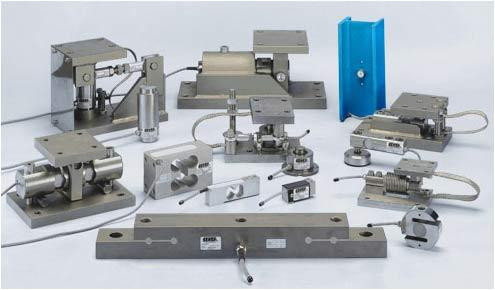 Weighing load cells