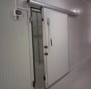 Sliding Doors for cold rooms