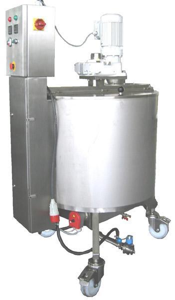 Melting kettle