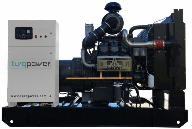 TP - D Series Diesel Generator Set