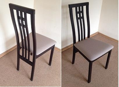 Wooden chair with soft Seats 28EURO