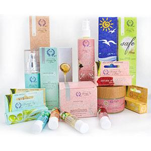 Botanical Bodycare, based on olive oil, herbal infusions & extracts.