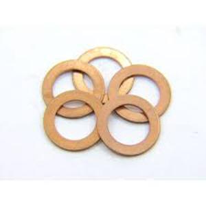rondelles cuivre cuivre