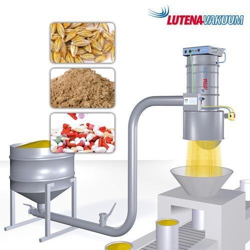 Vacuum materials-handling technology