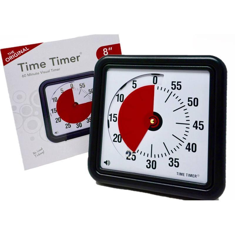 Time Timer Medium 18x18 cm MIT SIGNAL