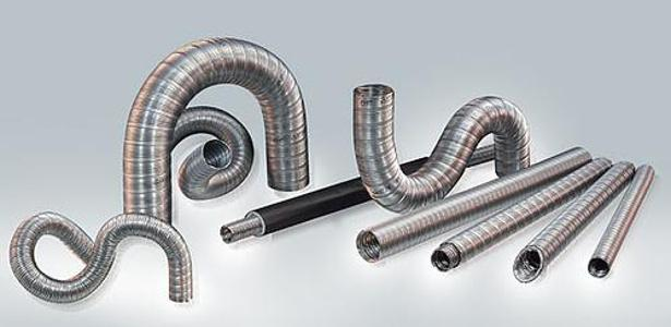 CORMIFLEX Exhaust pipes