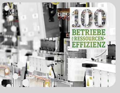 Preis für die 100 Ressourceneffizientesten Unternehmen Baden-Wuerttembergs