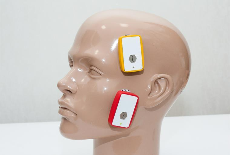 """Dental wireless EMG system for the analysis of occlusion """"Colibri"""""""