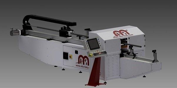 Punzonatrice automatica CNC PA80-CNC Automatic punching Machine