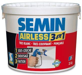 Seau Airless 3en1