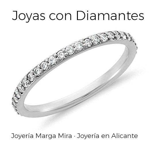 Diamond Engagement Rings and Jewelry in Alicante