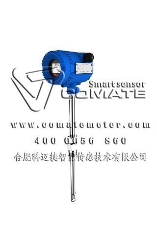 On-line thermal gas flow meters