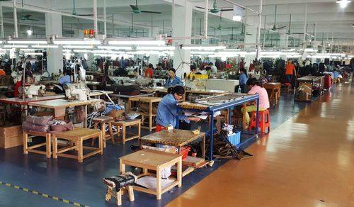 Produktionslinie in Xiamen