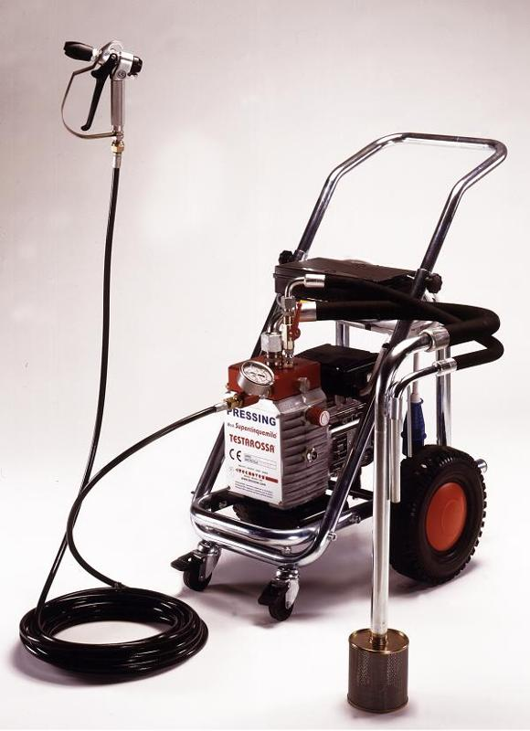 Professional Airless Paint Sprayer TECNOVER TR5000