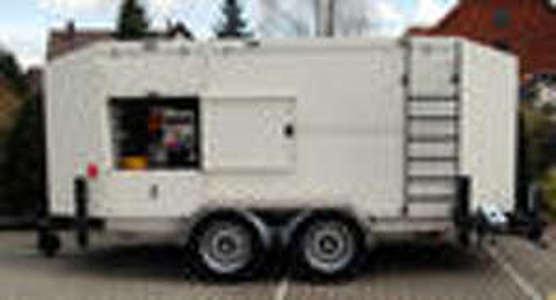 OKO-aquaclean mobiler Ölabscheider