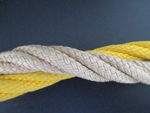 Fiber ropes