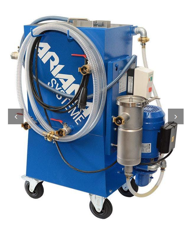 Cooling lubricant maintenance systems