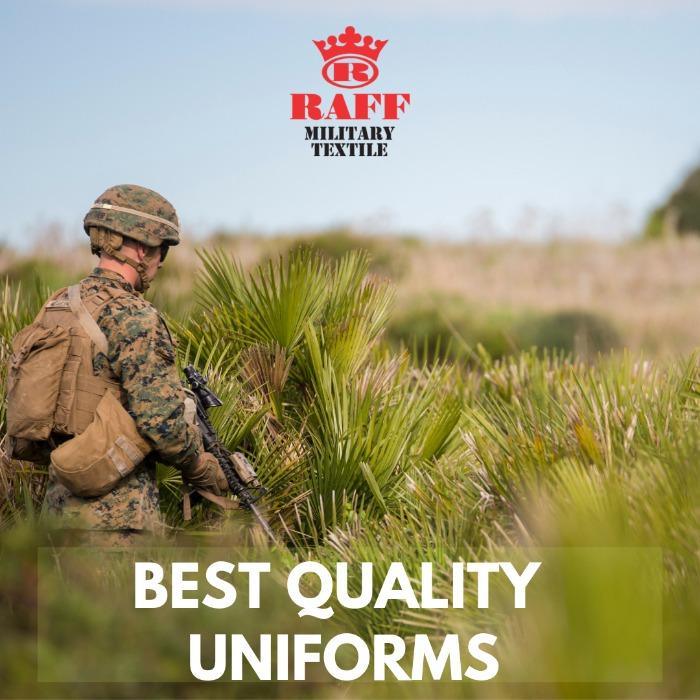 Best quality uniforms