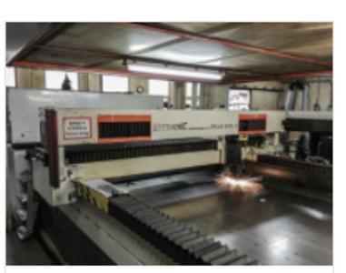 Bystronic Bylas 3015-2 Laserschneidemaschine