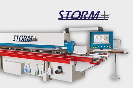 Kantenleimmaschine Storm+