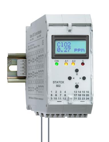 SIL 2 Control Module Statox 502