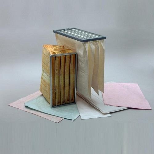 Filtres à poches pour préfiltration cabine de peinture
