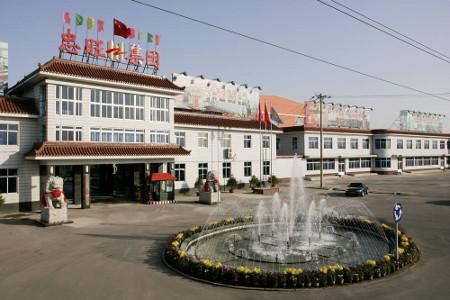 main entrance Liaoyang