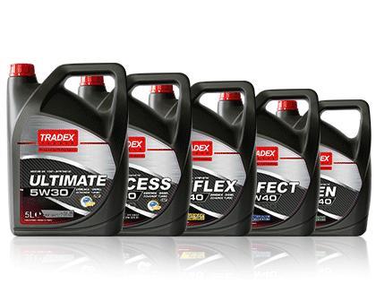 Motor Oil Tradex