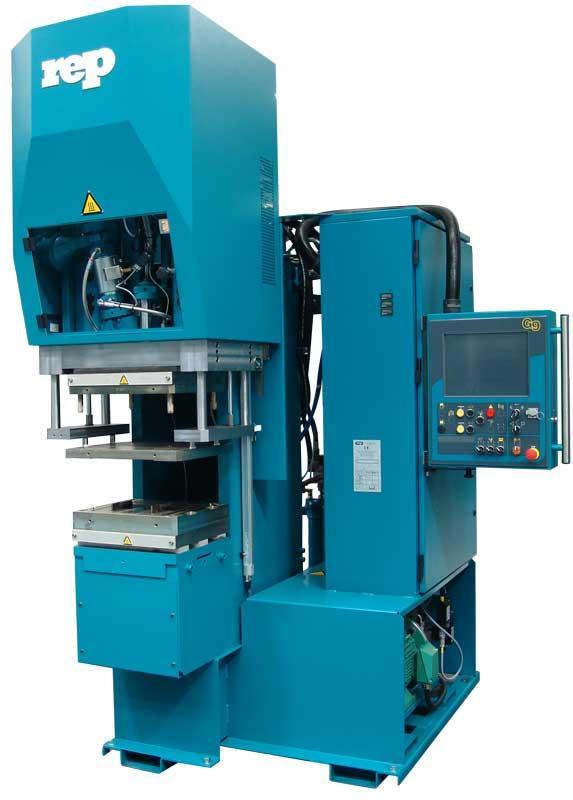 REP V19 C-Frame machine