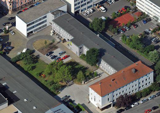 Luftbild NORIS Nürnberg