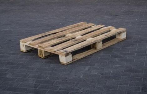 One-way Euro pallets (Single use pallets)