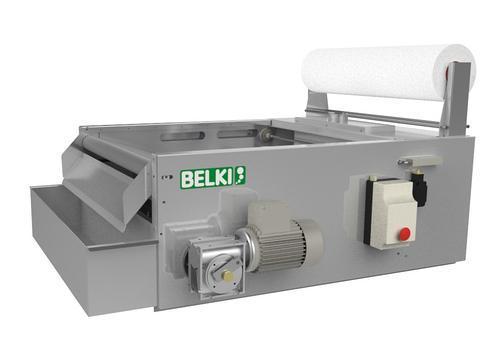 BELKI drop belt filter