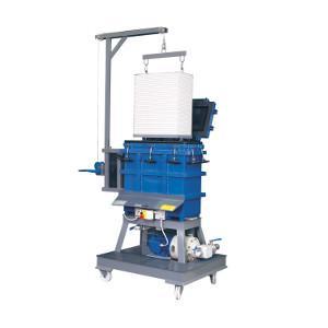 Pompa filtro OMG Modello TE25 - OMG Filter Pump - TE25 model