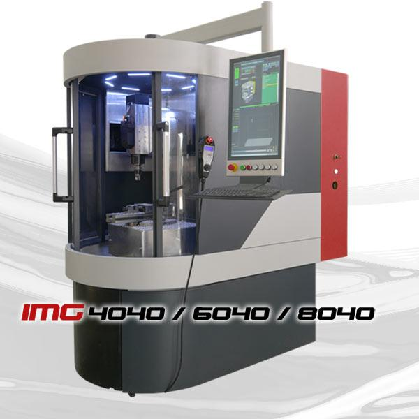 CNC milling machines from isel