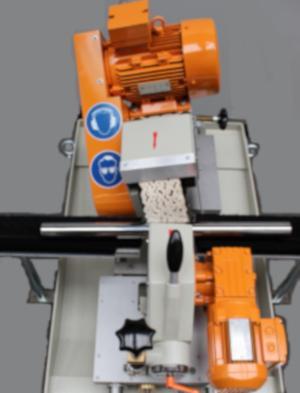 KSP 100 Poliermaschine