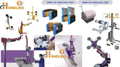 Manipolatori industriali TTR Handling