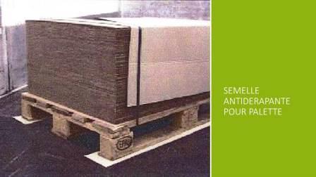 Tapis antidérapant palette camion - Papeterie GEREX