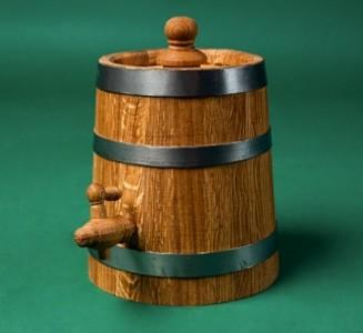 Oak Barrel Vinegar