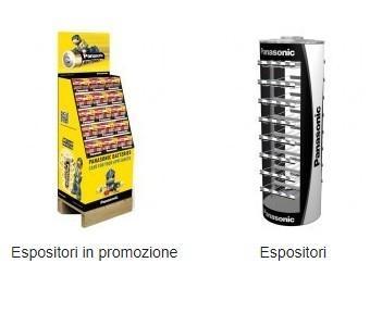 Espositori Panasonic