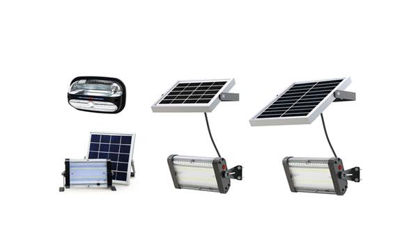 HEMERA Projector LED Solar