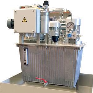 Standard Hydraulic Power Unit