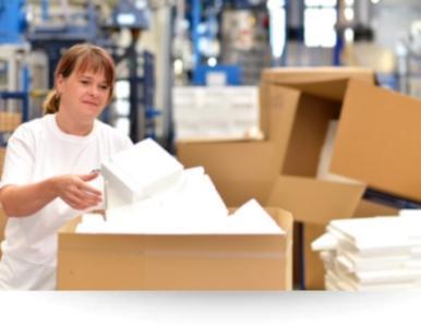 Verpackungen Waren- und Verletzungsschutz