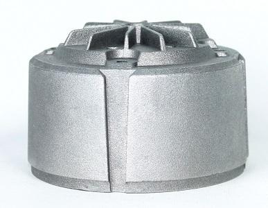 piece of aluminum