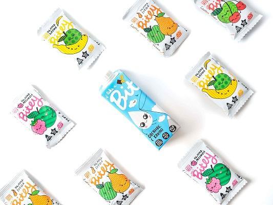 Bite Nut-Fruit snack