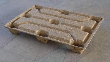 Standard presswood pallet