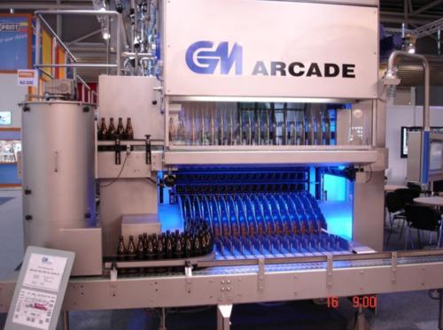GM Arcade Messe